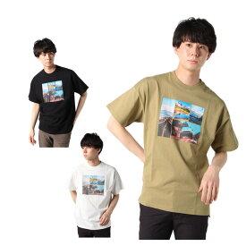 ジープ Jeep Tシャツ 半袖 メンズ PHOTO SS T JP171106K03