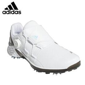 アディダス ゴルフシューズ ソフトスパイク メンズ ZG21 BOA ゼッドジー21 ボア FW5557 KZI02 adidas