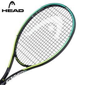 ヘッド HEAD 硬式テニスラケット 張り上げ済み ジュニア GRAVITY JR.25 グラビティ・ジュニア 25 235511