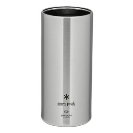 スノーピーク 保冷缶ホルダー 缶クーラー500 TW-505 snow peak