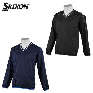 スリクソン SRIXON ゴルフウェア ブルゾン メンズ ソロテックスウインドVネックブルゾン RGMRJK01
