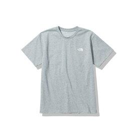 ノースフェイス Tシャツ 半袖 レディース ショートスリーブバックスクエアーロゴティー S/S Back Square Logo Tee NTW32144 Z THE NORTH FACE