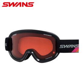 スワンズ SWANS スキー スノーボードゴーグル メンズ レディース 偏光調光レンズ V4-CPDH