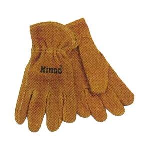 キンコ Kinco レザーグローブ カウハイド ドライバーグローブ キッズ-ユース Cowhide Driver Gloves Kids - Youth's #50C50Y 7ET40620031