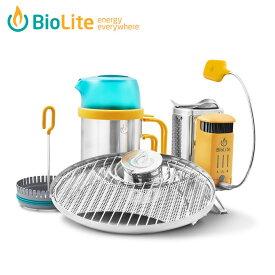 バイオライト BioLite ストーブ ポットセット キャンプストーブ2 PLUS セット 1824268