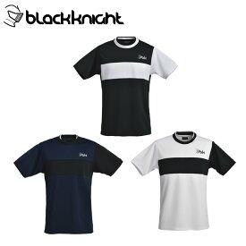 ブラック ナイト Black knight バドミントンウェア ゲームシャツ メンズ ゲームウエア 日本バドミントン協会公認 T-1514