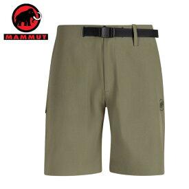 マムート MAMMUT ショートパンツ メンズ トレッカーズ ショート Trekkers 2.0 Shorts AF Men 1023-00470 4584