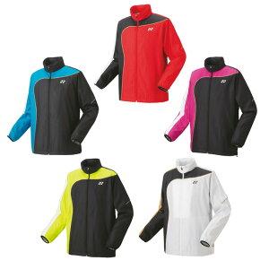 ヨネックス テニスウェア バドミントンウェア ウインドブレーカージャケット ジュニア 裏地付ウィンドウォーマーシャツ 70081J YONEX