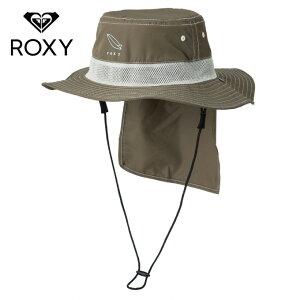 ロキシー ROXY サーフハット レディース UV OUTDOOR HAT UV CUT 撥水 日焼け防止ハット RSA211753