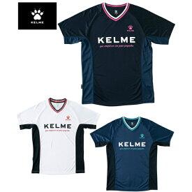 ケルメ KELME サッカーウェア プラクティスシャツ 半袖 メンズ プラクティス半袖シャツ KG20S500