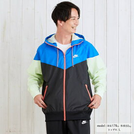 ナイキ ウインドブレーカー ジャケット メンズ スポーツウェア ウィンドランナー Sportswear Windrunner DA0002-013 NIKE