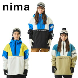 ニーマ nima スノーボードウェア ジャケット メンズ レディース SNB JK NB-7003