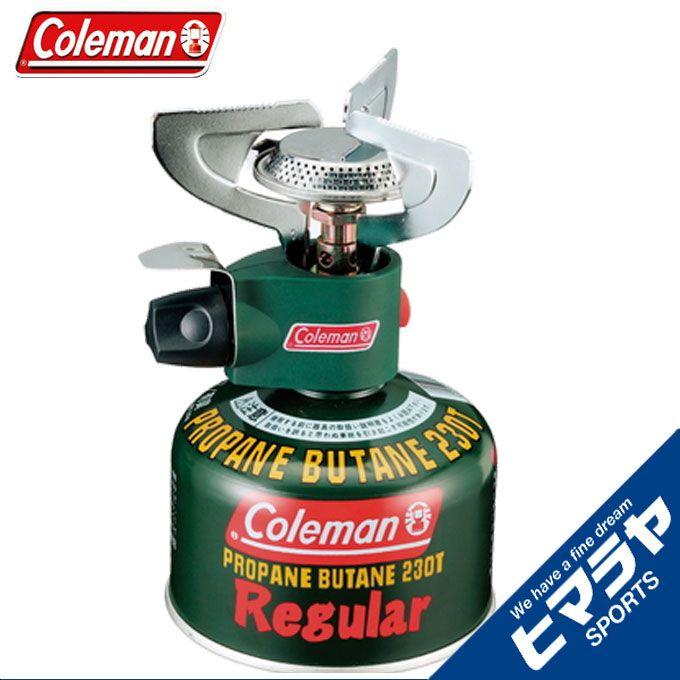 コールマン シングルバーナー アウトランダーマイクロストーブPZ 203535 +純正LPガス 230g 5103A230T 1個 お買い得2点セット coleman