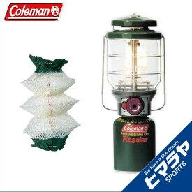 コールマン ガスランタン 2500ノーススターLPガスランタン+純正LPガス燃料+マントル 2000015520+5103A470T+95-102J Coleman