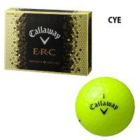 キャロウェイ(Callaway)ゴルフボール1ダースERC1ダース(12個入り)【GLPB】