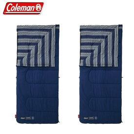 コールマン 封筒型シュラフ フリースフットEZキャリースリーピングバッグ/C5 セット 2000031098 Coleman