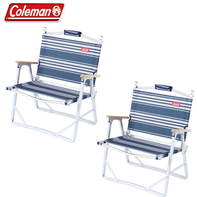 コールマン アウトドアチェア ファイアープレイスフォールディングチェア セット 2000031288 Coleman
