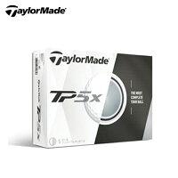 テーラーメイドTaylorMadeゴルフボール1ダース12個入りツアープリファード5xボールTP5X