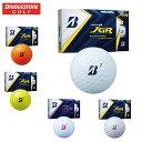 ブリヂストンゴルフ BRIDGESTONE GOLF ゴルフボール 1ダース 12個入 ツアービー・ジェイジーアール TOUR B JGR