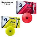 ブリヂストンゴルフ BRIDGESTONE GOLF ゴルフボール 1ダース 12個入 TOUR B JGR ツアービー ジェイジーアール