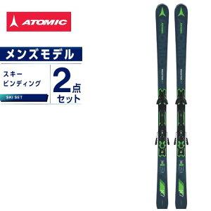 アトミック ATOMIC スキー板 2点セット メンズ スキー板+ビンディング REDSTER X7 + FT 12 GW