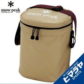 【クーポン利用で5%OFF 8/19 8:59まで】 スノーピーク クーラーバッグ 11L ソフトクーラー11 FP-111 snow peak