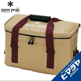 【ポイント5倍 6/17 9:59まで】 スノーピーク クーラーバッグ 38L ソフトクーラー38 FP-138 snow peak