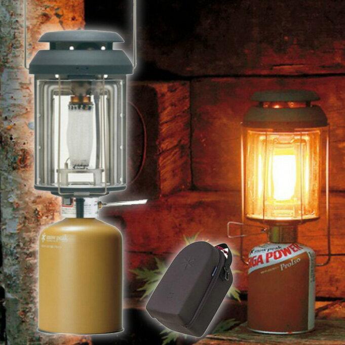 スノーピーク snow peak ガスランタン ギガパワー BFランタン GL300A