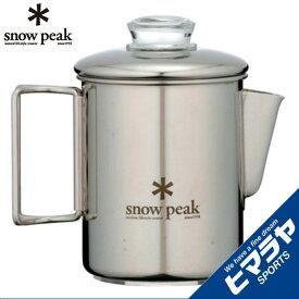 スノーピーク 調理器具 ケトル ステンパーコレーター 6カップ PR-006 snow peak