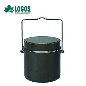 ロゴス LOGOS 調理器具 飯ごう 丸型ハンゴウ5合 81234300
