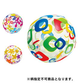 【カラー指定不可】 インテックス(INTEX) (ジュニア) ビーチボール 59040
