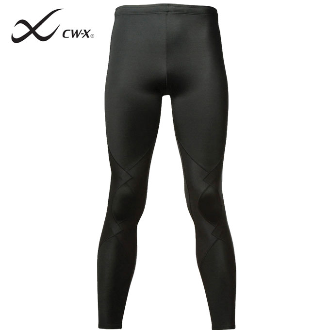 CW-X シーダブリューエックス スポーツタイツ メンズ エキスパートモデル ロング HXO509