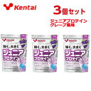 健康体力研究所 Kentai ジュニアプロテイン 3点セット ジュニアプロテイン グレープ風味700g K2202