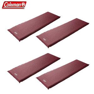 コールマン インフレーターマットセット 小型 4点セット キャンパーインフレーターマット シングル III 2000032354 Coleman