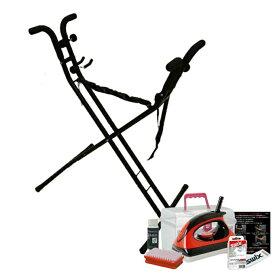 スノーボード スキー ワックススタンド ワックスセット スウィックス SWIX ワクシングセット PA008M