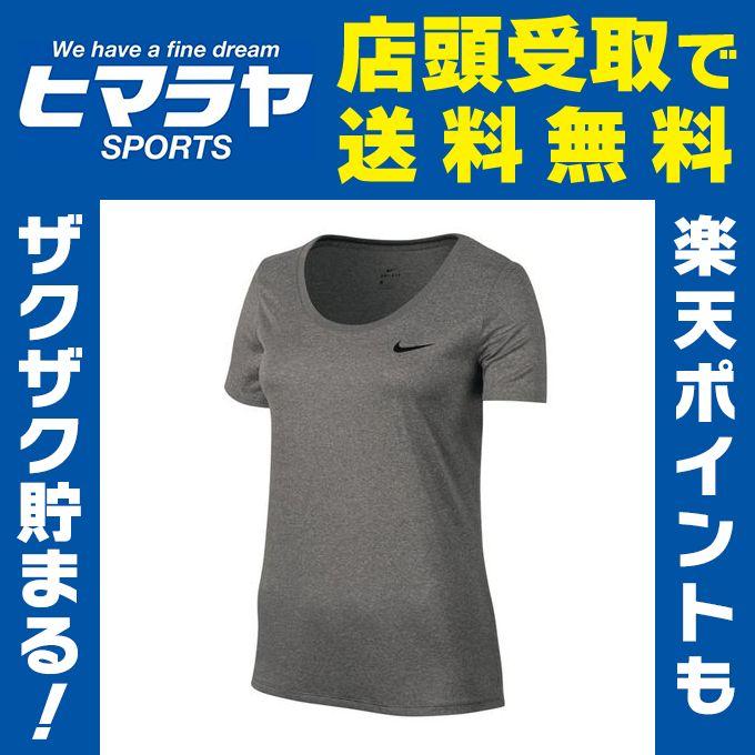 ナイキ Tシャツ 半袖 レディース F ドライ トレーニング Tシャツ 903113-063 NIKE