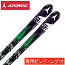 アトミック ATOMICスキー板 セット金具付 BLACKEYE ARC-L + XTO12【15-16 2016モデル】