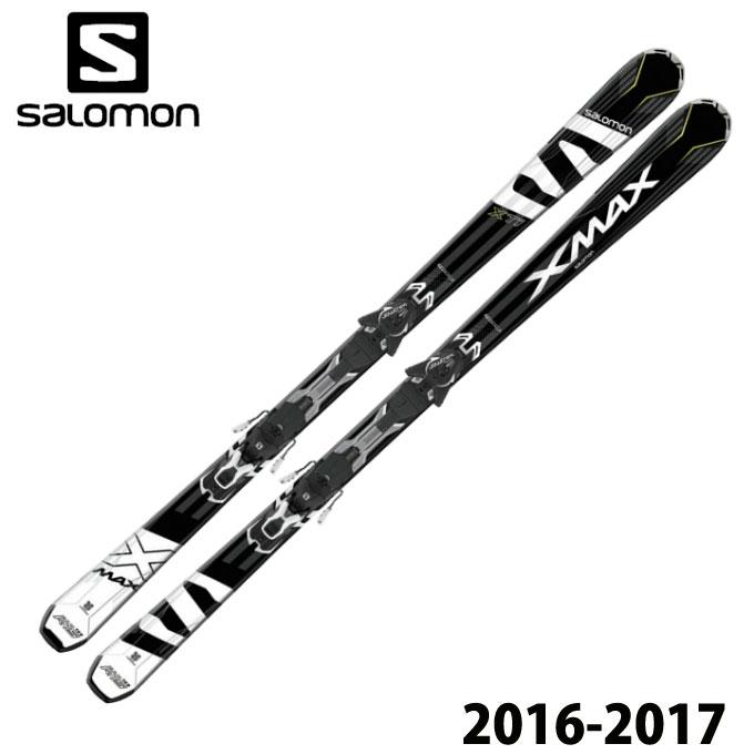 サロモン salomon X-MAX XTI+XT12 メンズ レディース スキー板セット 金具付 【取付無料】