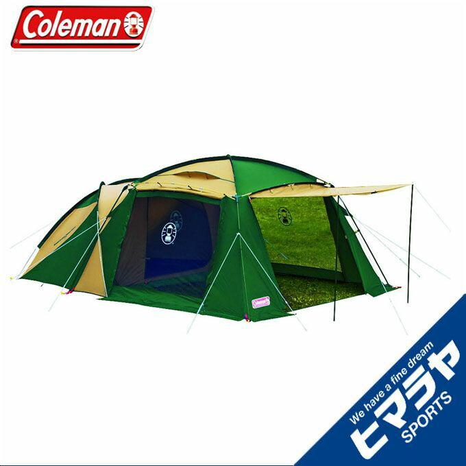 コールマン Coleman テント 大型テント ラウンドスクリーン2ルームハウス 170T14150J