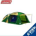 コールマン Colemanテント 大型テント ファミリーテント 4〜5人用ラウンドスクリーン2ルームハウス170T14150Jアウトドア キャンプ