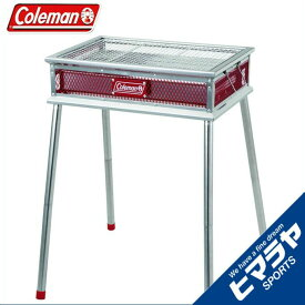 コールマン バーベキューコンロ クールスパイダーステンレスグリル レッド 170-9367 Coleman
