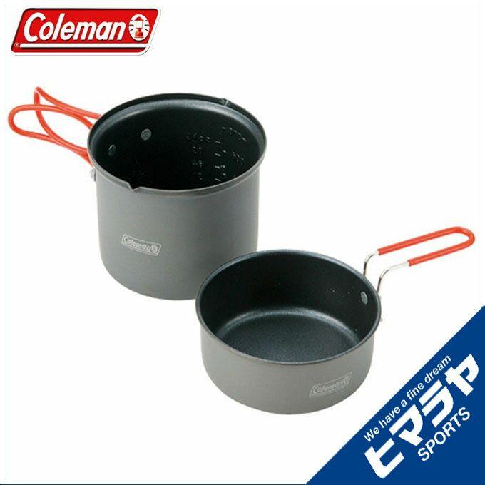 コールマン 調理器具セット 鍋 パッカウェイ ソロクッカーセット 2000012957 coleman