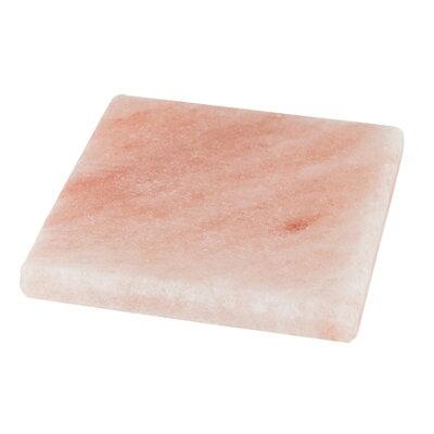 プレート型岩塩約120×120×15mm