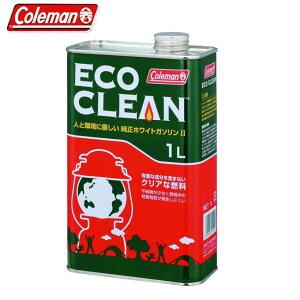 コールマン ガソリン エコクリーン1L 170-6759 coleman od