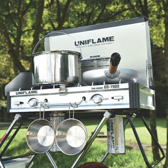 ユニフレーム UNIFLAME ツインバーナー US-1900 610305 od