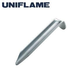 ユニフレーム UNIFLAME テントアクセサリー ペグ ちびペグ 10本セット 681527 アウトドア テント od