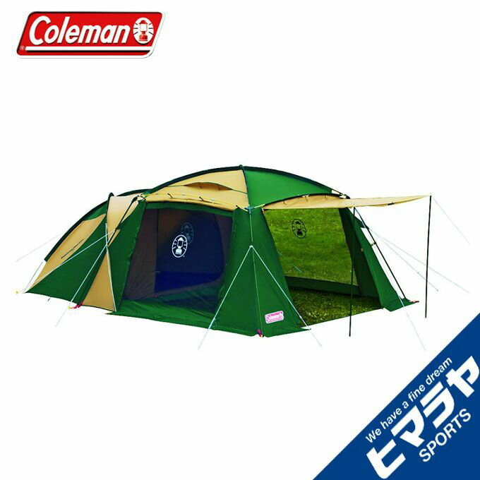 コールマン Coleman テント 大型テント ラウンドスクリーン2ルームハウス 170T14150J od