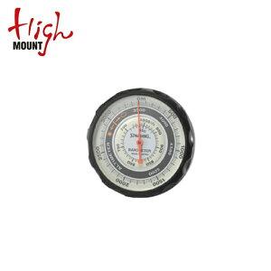 【8/1(日)0:00〜8/11(水)1:59 まとめ買いクーポン発行中】 ハイマウント Highmountアウトドアアクセサリー高度計 ケース付11232 od