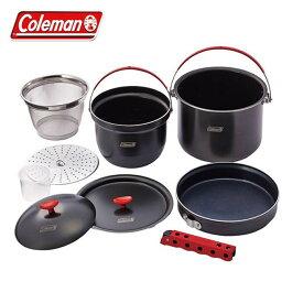 コールマン 調理器具セット 鍋 フライパン アルミクッカーコンボ 2000026764 coleman od