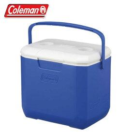 【期間限定5%OFFクーポンでお得にお買い物】 コールマン クーラーボックス エクスカーションクーラー/30QTブルー/ホワイト 2000027861 coleman od